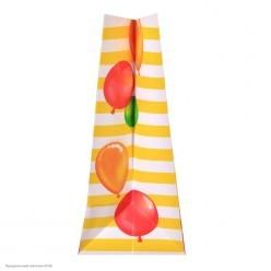 """Пакет MS 18*23*8см ламинат """"С Днём Рождения!"""" Воздушные шары"""