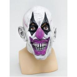 Маска Страшный Клоун (латекс)