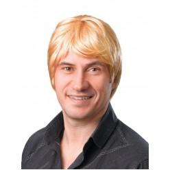 Парик Блондина короткий