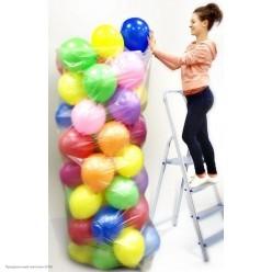 Пакет для транспортировки надутых шаров 120*240см