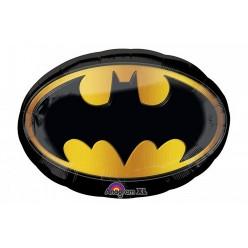 "Шар фольга ""Бэтмен. Эмблема"" 82*66см"