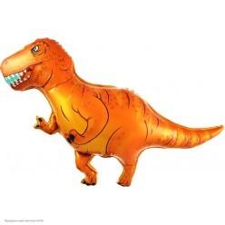 Шар фольга Динозавр Ти-Рекс 117*60 см