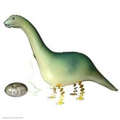 Ходячая фигура Динозавр с яйцом 115*40 см