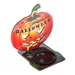 "Подсвечник ""Halloween"" для LED-свечи Тыква"