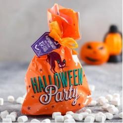 "Маршмеллоу ""Halloween Party"" пакет оранжевый 50 г"