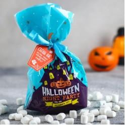 "Маршмеллоу ""Halloween Night Party"" пакет голубой 50 г"