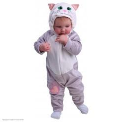 "Костюм детский ""Кошечка малышка"" 74 см"