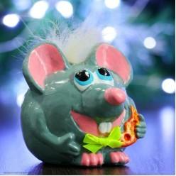 Фигурка СГ Счастливый Крыс, цветная (гипс) 7,5*7,5*12,5 см