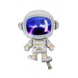 Шар фольга Астронавт 84*58 см