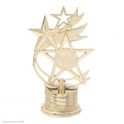 Награда Звёзды без надписи (под нанесение) 16*6,5*6см
