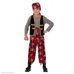 "Костюм детский ""Пират-2"" р.28, 110 см"