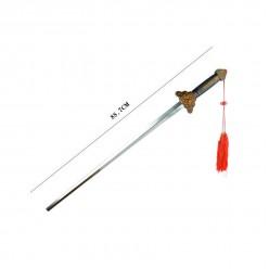 Меч китайский выдвижной (металл) 85см