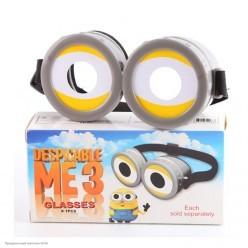 Очки Миньоны 2 (белый с жёлтым)