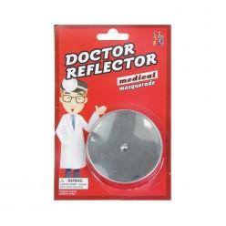 Зеркальце доктора налобное (пластик)