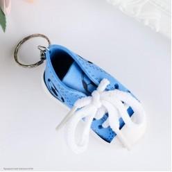 Брелок Кед футбольный (резина) 4*7*3,3см