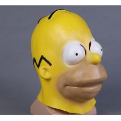 "Маска ""Симпсон Гомер"", (латекс)"