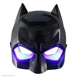 Маска пластик Бэтмен светящаяся