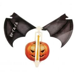"""Летающая летучая мышь """"Хэллоуин"""" 12,2*10,6см"""