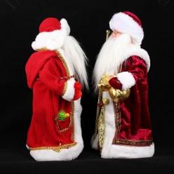 Дед Мороз 40см (двигается, поёт)