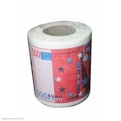 """Туалетная бумага """"500 EURO"""""""
