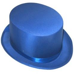 Цилиндр синий (обтянутый)