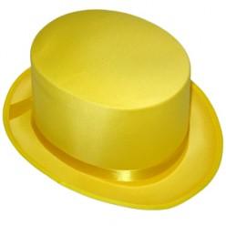 Цилиндр жёлтый (обтянутый)