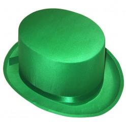 Цилиндр зелёный (обтянутый)