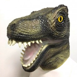 "Маска ""Динозавр"", (латекс)"