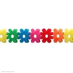 "Гирлянда ""Цветочки"" мини 6,5см 2,5м (2шт/уп)"