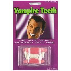 Зубы Дракулы (резина)