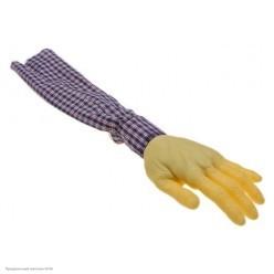 Рука из багажника (имитация)