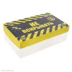 """Коробка для хранения """"Не вскрывать"""""""