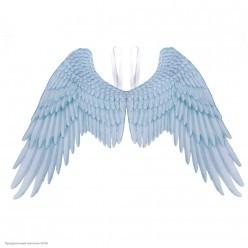 Крылья ангела белые, 54*68 см