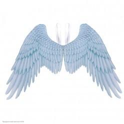 Крылья ангела белые, 75*105 см