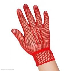 Перчатки Сеточка мини (красные)