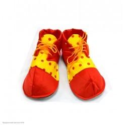 Ботинки Клоуна мягкие детские 26*13см