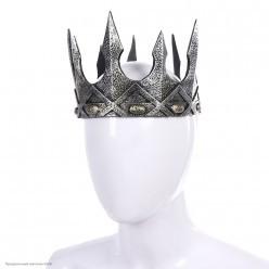 Корона короля с ромбами, (резина)