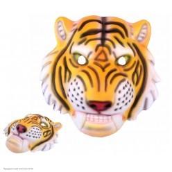 Маска объём Тигр с оскалом (EVA)