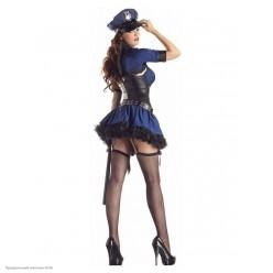 Костюм Полицейская (синий)