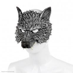 Маска Волк (резина)