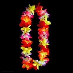 Венок/лея гавайский (разноцветный)