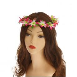 """Венок на голову цветочный """"Лилия"""""""