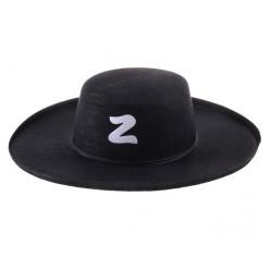Шляпа Зорро (фетр)