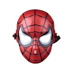 "Маска ""Человек-паук"" (пластик) 21,5*15см"