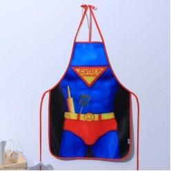 """Фартук мужской """"Супер-повар"""""""