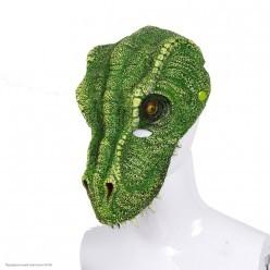 """Маска """"Динозавр"""" (резина)"""