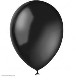 """Шар без рисунка 12""""/30см Декоратор BLACK"""