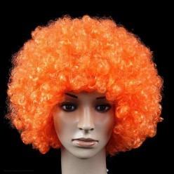 Парик Шар (оранжевый)