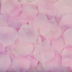 Лепестки роз (300шт) светло-сиреневый