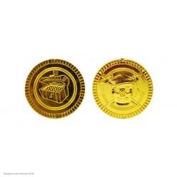 Монеты пиратские золотые 20шт (пластик)